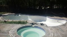 Swimming pool tile, swimming pool coping, swimming pool resurfacing, swimming pool deck projects in Virginia. http://www.subcommpools.com/
