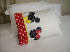Pillow case for the trip!