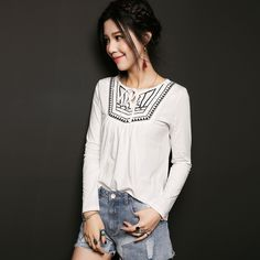 Product Name: MA1016 Top With Embroidered Detail Click On Link To View This Product : http://gurusing.sg/product/ma1016-top-with-embroidered-detail/. We Have Publish More Products And Special Offer Are Going On Our Website GuruSing. Hurry Enjoy Up To 80% Discounts......