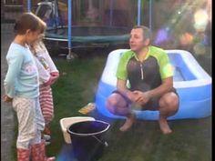My second ALS ice bucket challenge Family Video, The Help, Bucket, Challenges, Ice, Videos, Ice Cream, Buckets, Aquarius