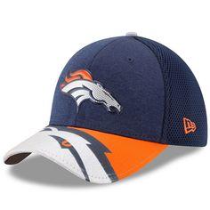 Adult New Era Denver Broncos 39THIRTY NFL Draft Spotlight Flex-Fit Cap 2cdc02a07