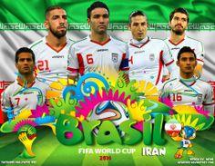 Iran World Cup 2014 Wallpaper by jafarjeef.deviantart.com on @deviantART