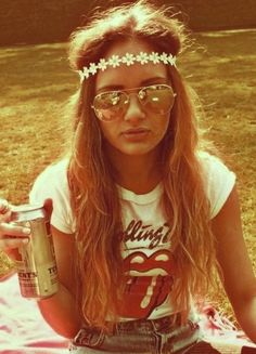 summer is to let your hippie come out full blown.