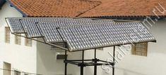 как сделать солнечный коллектор из пластиковых бутылок