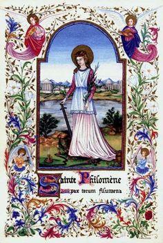 Saint Philomena V.M.
