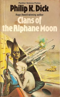 Clans of the Alphane Moon, book cover