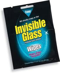FREE Sample of Invisible Glass No Streak Cleaner!