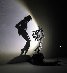 A Lifetime of Sculptures Play with Light and Shadow