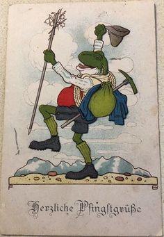 Frog Illustration, Toad, Amphibians, Professor, Fairy, Baseball Cards, Garden, Teacher, Garten