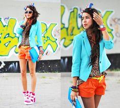 TEENAGER again (by Tamara Gonzalez Perea) http://lookbook.nu/look/3882474-TEENAGER-again
