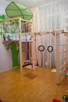 49 Playful and Bright Playroom Reveal Shop The Look And Kids Will Love It Kids Room Design bright Kids Love Playful Playroom Reveal SHOP Playroom Design, Kids Room Design, Girl Room, Girls Bedroom, Kids Indoor Play, Indoor Jungle Gym, Indoor Playground, Toy Storage, Kid Spaces