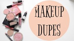 5 Makeup Dupes for Mac, Nars, Makeup Forever & More | Young Wild and Polished - YouTube