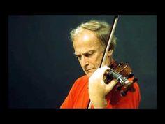 """Yehudi Menuhin """"Sérénade mélancolique"""" Tchaikowsky - YouTube"""
