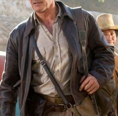 We know that Steven Spielberg and Harrison Ford will be returning to make at lease one more Indiana Jones film together. But, that won't be the end of the franchise. Disney CEO Bob Iger has previously said that this will not be the last Indiana Jones Indiana Jones Jacket, New Indiana Jones, Harrison Ford Indiana Jones, Indiana Jones Films, West Side Story, Artemis Fowl, Tommy Lee Jones, Henry Jones, Star Wars Film