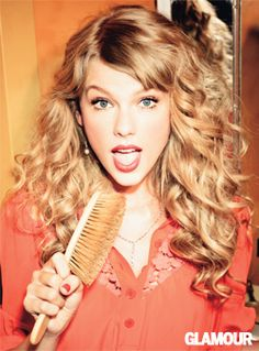 i sing into my hair brush all the time