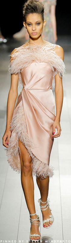 Marchesa New York Spring Summer Ready To Wear Alternative
