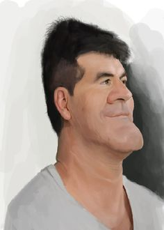 Simon Cowell.  He tells the painful truth, whether you like it or not, and in the arts you MUST be honest!