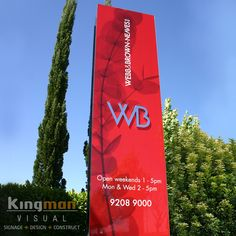 As Perth's premium signwriters, Kingman Visual specialises in crafting unique signage that stands out from the crowd. From design and manufacturing to Pylon Signage, Stele, Student House, Sign Writing, Signage Design, Business Signs, State Art, Custom Design, Stainless Steel