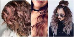 Colore capelli 2017: è il momento del chocolate mauve  - ELLE.it
