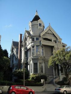 Haas-Lilienthal House - Museum - San Francisco - HERE San Fransisco, Museum, House, Home, Museums, Homes, Houses