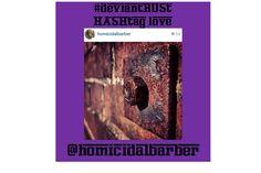 @homicidalbarber on Instagram