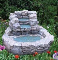 Piedra Bird Bath