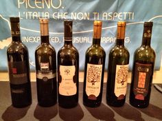 An evening learning about Ascoli Piceno Italy and the wines of Le Marche