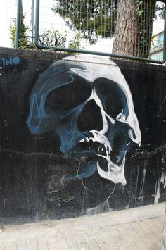 Artist :Ino athens street art,