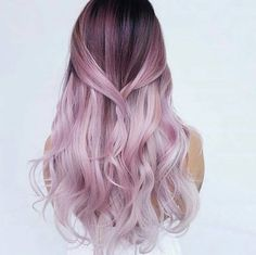 Unicorn #hairspo is today's obsession!