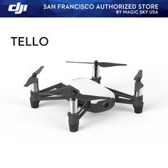 DJI Tello RC Drone FPV Quadcopter With 720 HD WIFI Camera In Stock Magic Sky USA