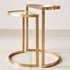 Urban Outfitters Caroline Nesting Side Tables