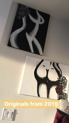 Arts And Crafts Hobbies That Make Money Black Art Painting, Black Wall Art, Painting Of Girl, Cute Canvas Paintings, Canvas Painting Tutorials, Canvas Art, Brainstorm, Arte Sketchbook, Colorful Wall Art