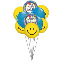 Birthday Balloon Decorations For Party Giftblooms Resources