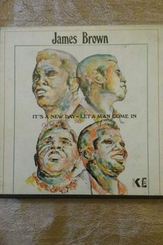 JAMES BROWN It's a New Day REEL TO REEL TAPE
