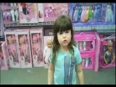why do girls have to buy pink toys & princesses