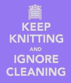 Keep Knitting...