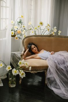 Alexandra Grecco - Esra Cami & Edie Tulle Skirt
