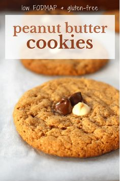 In case you missed it, this week was my Low FODMAP Holiday Cookies Recipes Week. I posted THREE delicious low FODMAP and gluten-free recipes.