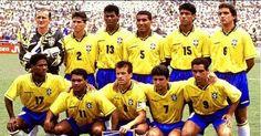 """La selección brasileña de fútbol  es una farsa en el sentido en que se asegura que practica un """" jobo bonito""""  que da espectáculo que sus j..."""