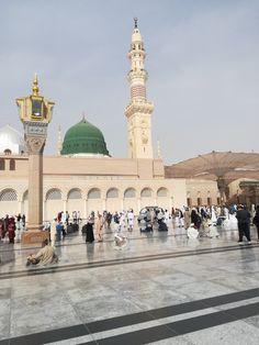 Masjid a nabvi - Madinah al Munawara