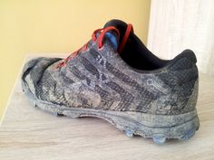 Inov8 Roclite 312 GTX I used in 2014 as well. I used them 73 times, and recorded 1612 km in total. #inov8 #roclite #trailrunning
