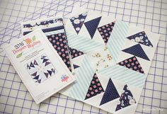 2016 Designer Mystery Block of the Month with Fat Quarter Shop