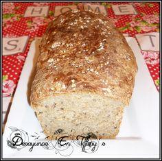 Desayunos en Tiffany´s: Pan de molde de cereales (thermomix)