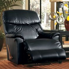 La-Z-Boy Larson Reclina-Rocker® Recliner #leatherrecliner | | Luxe Leather | | Pinterest | Recliner Office sofa and Microfiber sofa & Recline in comfort. La-Z-Boy Larson Reclina-Rocker® Recliner ... islam-shia.org