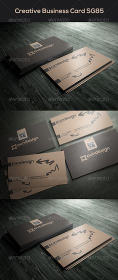 Creative business card sg113 business cards business and creative reheart Images