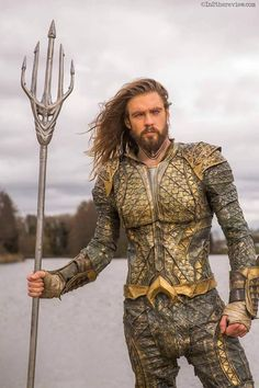 Aquaman from Justice League Cosplayer Thor UK Photographer In2thereview #aquaman #justiceleague #DCcosplay #costume