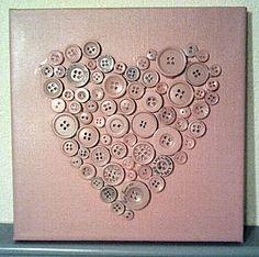 hart van knoopjes