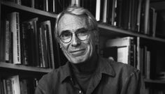 """It is in the nature of waltzes that we cannot foretell their duration ahead of time. Waltzing to delirium, we might think that they never end. And then the music stops. It happened on Saturday for Strand, a great poet and a kind man."" Dan Chiasson remembers the poet Mark Strand. (Photograph by Chris Felver / Getty)"