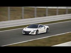 Acura NSX 573HP V6 2017 - YouTube Bad Video, Acura Nsx, Esports, Hot Wheels, Good Music, Super Cars, Product Launch, Racing, Youtube