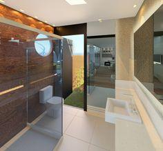 Banho da Casa Mais Sustentável.